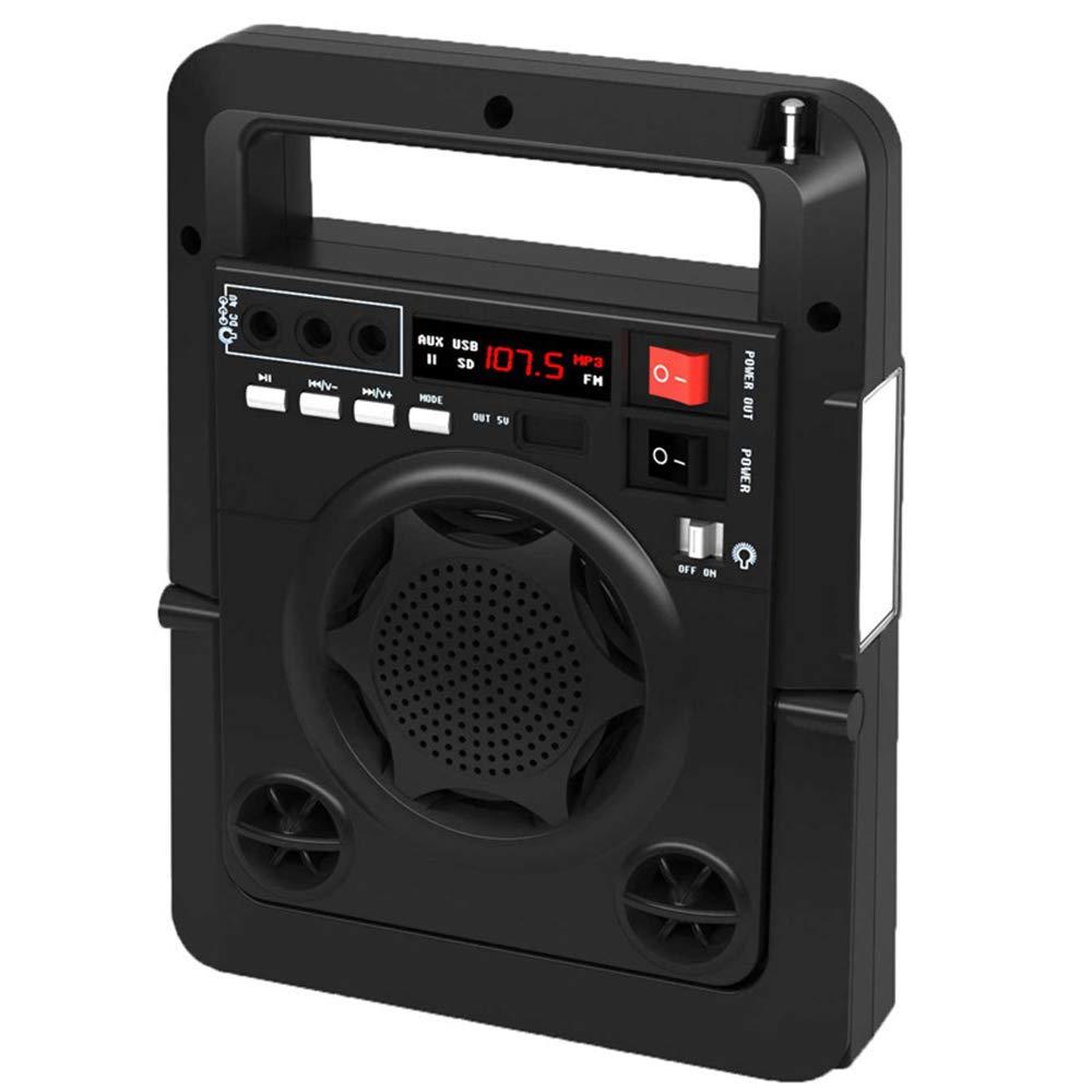 Household appliances Solar Radio, Multi-Function Card LED Lighting Function USB Output Charging, FM Radio AOYS