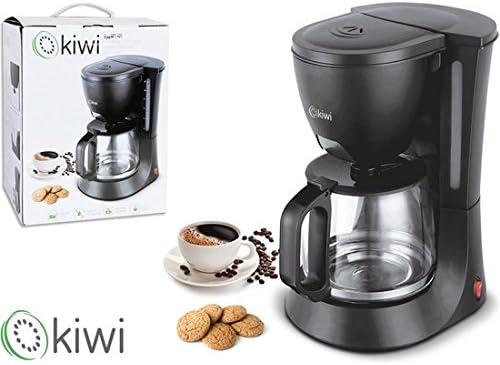 Kiwi CAFETERA Americana 1,2L - 680W: Amazon.es: Hogar