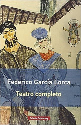 Libro de descarga gratuita de libros electrónicos Teatro Completo García Lorca (Rústica) ePub
