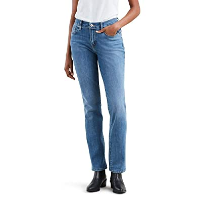 Levi's Women's Straight 505 Jeans at Women's Jeans store