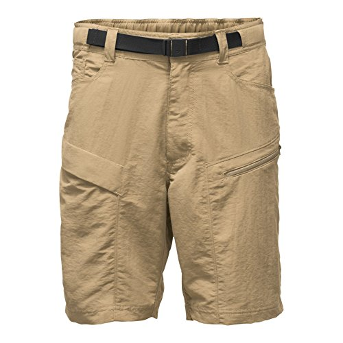 The North Face Men's Paramount Trail Shorts Granite Bluff Tan Large 10