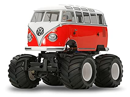 Volkswagen Type 2 Wheelie - Radio Control Car - 1:12 Scale 58512 - Tamiya