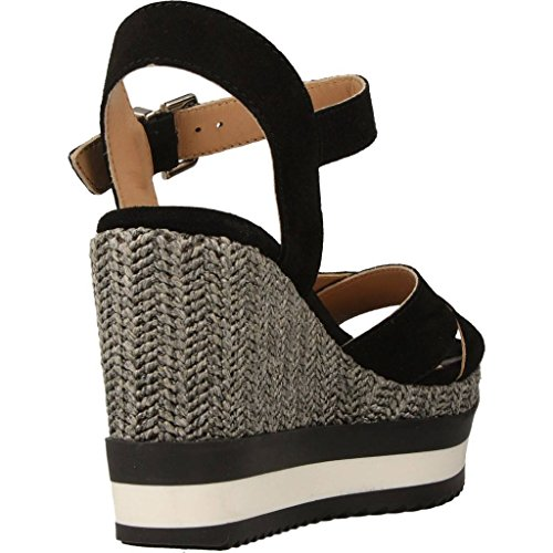 Sandalias y chanclas para mujer, color Negro , marca ALPE, modelo Sandalias Y Chanclas Para Mujer ALPE ML1550 WB Negro Negro