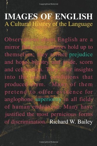 Images of English: A Cultural History of the Language by Cambridge University Press