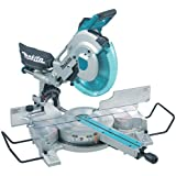 Makita LS1216L 12-Inch Dual Slide Compound Miter Saw with Laser