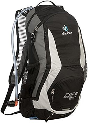 Deuter 32133 71300 Race EXP Air with 3 Liter Reservoir - Perfect for Hiking, Biking, Hunting, Off-Road and Motorcycling
