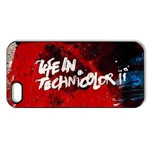 Gators Florida USA Popular Britpop Alternative Rock Band Coldplay iPhone 5,5S Hard Plastic Phone Case