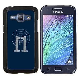 - Doctor Who Phone Booth For Samsung Galaxy J1 J100 J100H Duro Snap en el tel???¡¯???€????€?????fono celular de la cubierta @ Cat Family