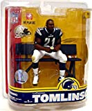 McFarlane NFL Series 16: LaDanian Tomlinson 4 - San Diego Chargers- Blue Jersey
