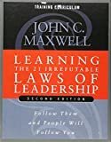 Download Learning the 21 Irrefutable Laws of Leadership (Second Edition) DVD Training Curriculum in PDF ePUB Free Online