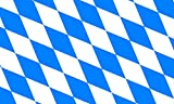 magFlags Large Flag Rautenflagge 24 Rauten | landscape flag | 1.35m² | 14.5sqft | 90x150cm | 3x5ft – 100% Made in Germany – long lasting outdoor flag