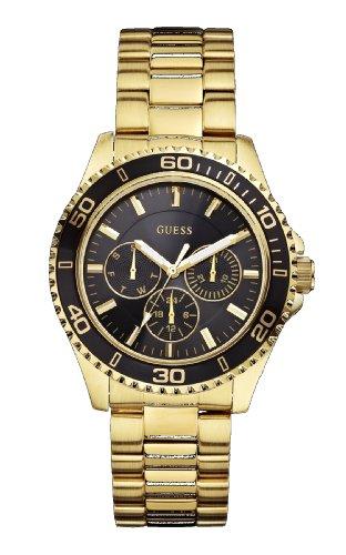 Guess W0231L3 40mm Steel Bracelet & Case Acrylic Women's Watch