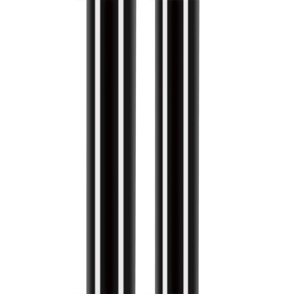 151 x 56 x 25cm Estante de Almacenamiento de Toalla de Ba/ño Estanter/ía de Ba/ño WC Lavadora Ahorra Espacio Almacenamiento Cuarto con 3 Estantes Negro lyrlody Estanter/ía para Ba/ño WC