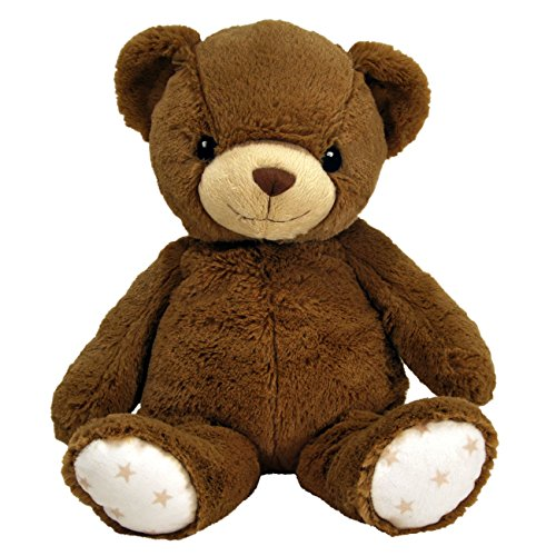 Brown Plush Bear (Cloud b Hugginz Plush Bear, Brown,15