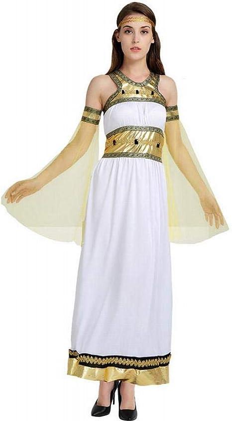 CN Disfraz de Cosplay Disfraz de Cosplay de Halloween Diosa Árabe ...