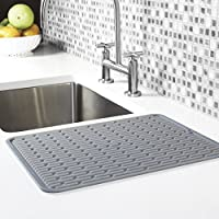 Large Gray OXO Good Grips Square Drying Mat