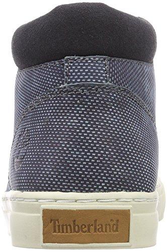 Bleu Gris Forgé 0 2 Hommes Fer Bottes jeans Cupsole Aventure Timberland Chukka C64 q0SP88