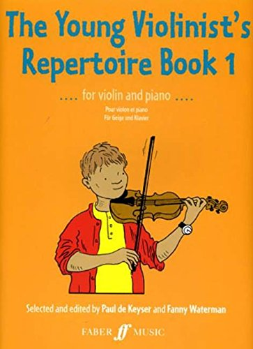 The Young Violinist's Repertoire, Bk 1 (Faber Edition)