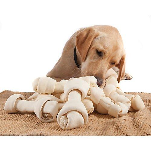 Rawhide Dog Bone