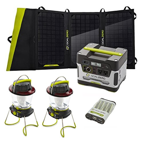 Goal-Zero-Camping-Base-Camp-Solar-Essentials-Kit