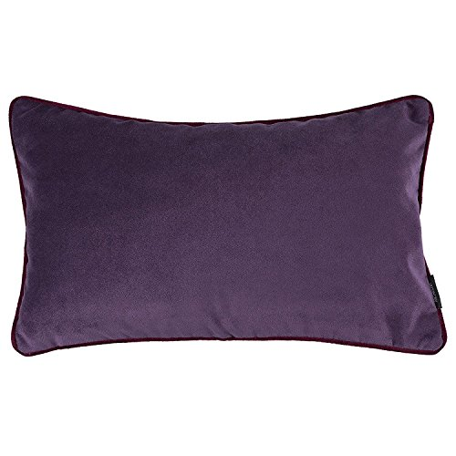 Boudoir Cushion (McAlister Matt Velvet | Boudoir Decorative Pillow Cover | 18x12