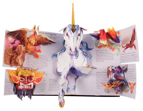 Encyclopedia Mythologica: Fairies and Magical Creatures Pop-Up by Candlewick Press (Image #6)