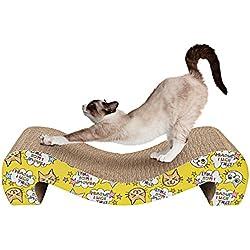 Animals Favorite Cat Scratcher Cardboard (Corrugated Scratching Pad)