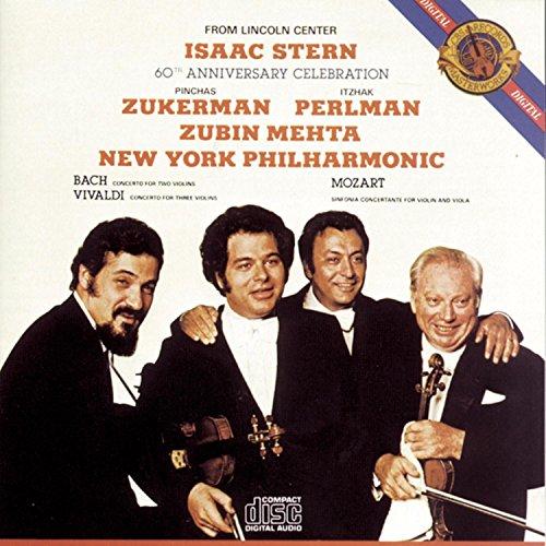 Isaac Stern 60th Anniversary Celebration (Isaac Stern Cd)