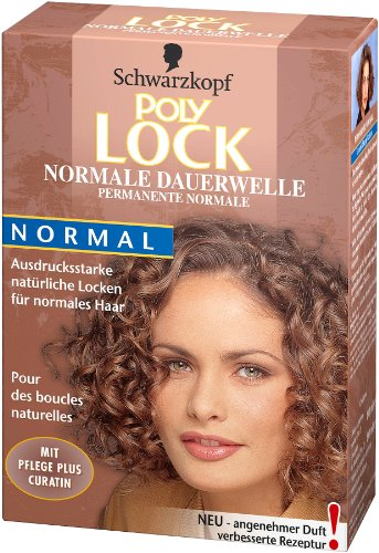 Schwarzkopf Poly Lock Welle Heimdauerwelle Normal Amazonde Beauty