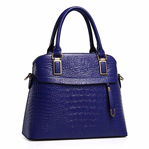 bleu Mode MSZYZ Sac Femme avec Sac Bandoulière Sac à Unique Lady Sac x6p4O6