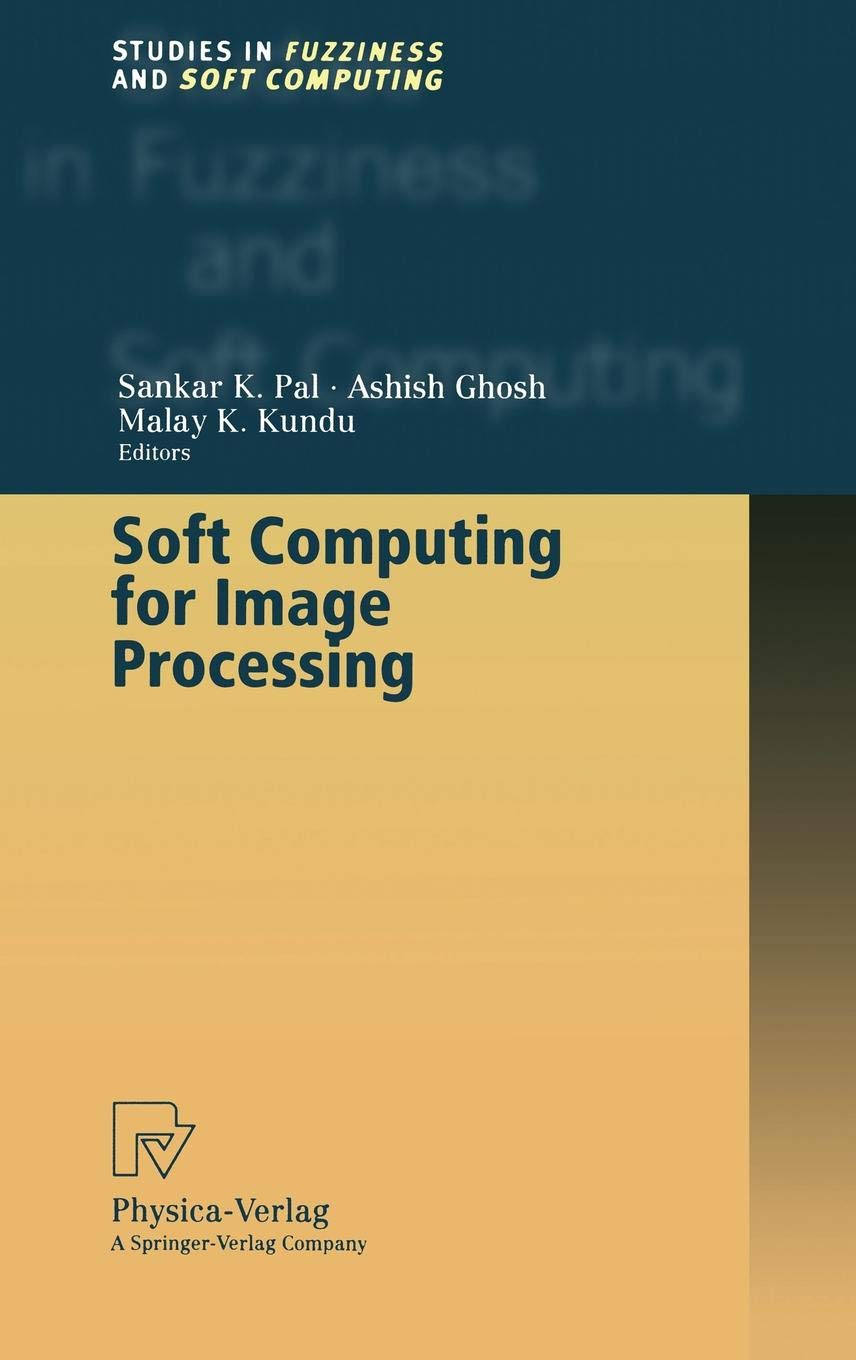 Soft Computing for Image Processing