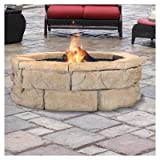 Pantheon Brown 44″ Fire Pit Review