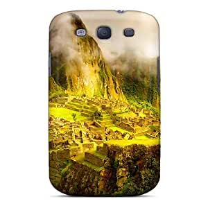 Lynutchins Galaxy S3 Hard Case With Fashion Design/ SmiuYhd6281SQQir Phone Case