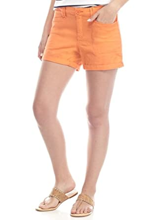 c686319e05069 Crown & Ivy Women's Linen Shorts at Amazon Women's Clothing store: