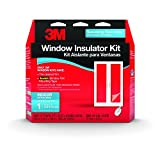 "3M 2144W-6 Indoor Window Insulator Kit, Patio Door (6' 8"" X 9')"