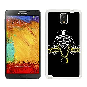 Beautiful Designed Case With Darth Vader Star Wars White For Samsung Galaxy Note 3 N900A N900V N900P N900T Phone Case