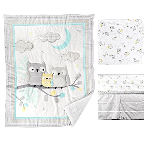 Owl Crib Bedding Tktb