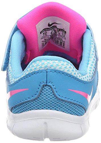 5 Vlt Blau Baby Free TDV Pow Unisex Nike Lagoon White Lauflernschuhe 0 Pink 401 Blue 45RwqWap