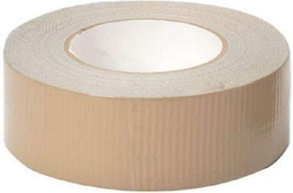 BlackC Sport 100 MPH Duct Tape 2'' x 60 Yards in Coyote Brown Color Military