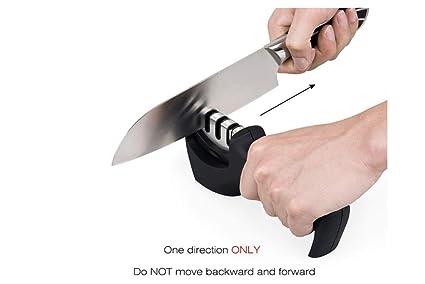 Amazon.com: GOG - Afilador de cuchillos inteligente y ...