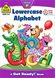 Lowercase Alphabet Workbook Ages 3-5