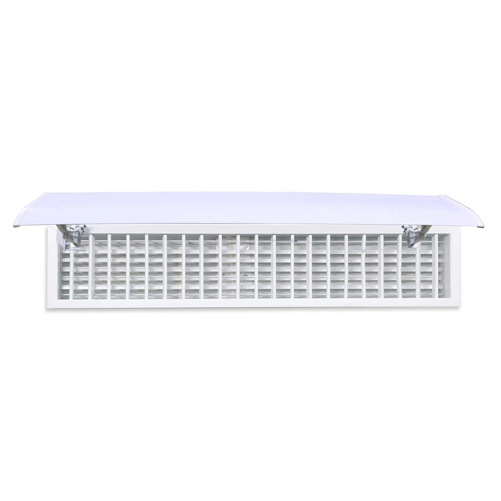 中央空調のための空調偏向器、暖かい空気の角度を制御し、暖かい空気を素早く室内に循環させ、設置を容易にする 52cm  B07Q6RWW8G