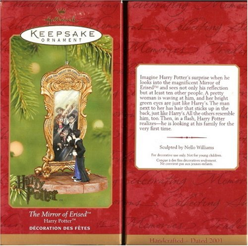Harry Potter - The Mirror of Erised - Hallmark Ornament
