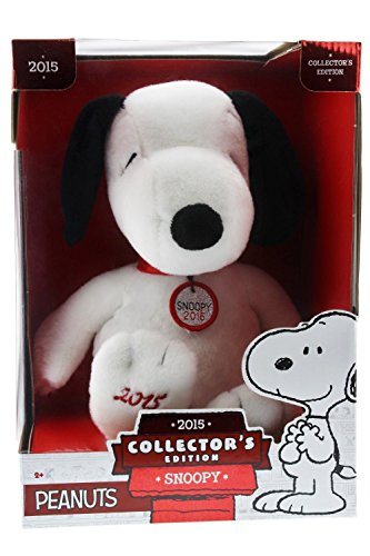 Peanuts 2015 Collectors Edition Snoopy (Snoopy Stuff)