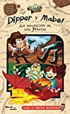 Gravity Falls. Dipper Y Mabel. La Maldición de Los Piratas (English and Spanish Edition)
