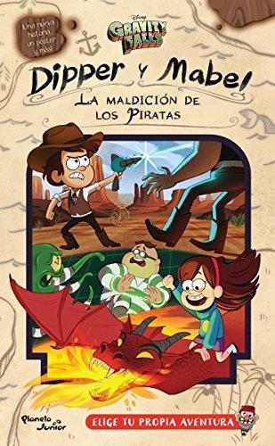 Gravity Falls. Dipper y Mabel. La maldición de los
