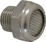1/8 Male NPT, 14mm Hex, Exhaust Muffler pack of 10