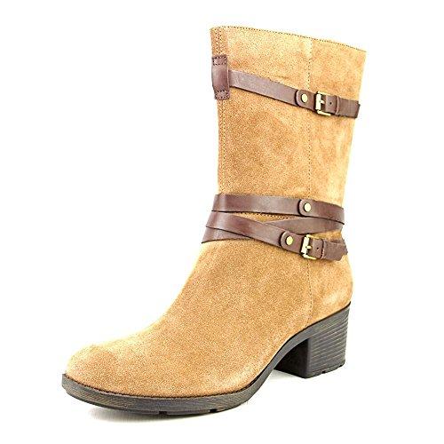 uk availability b3f2e b6f1b Bandolino Frauen Ursal Geschlossener Zeh Fashion Stiefel Natural/Brown