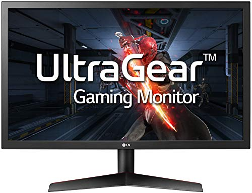 "LG UltraGear 24"" 144Hz, Native 1ms Full HD Gaming Monitor with Radeon Freesync - 24GL600"