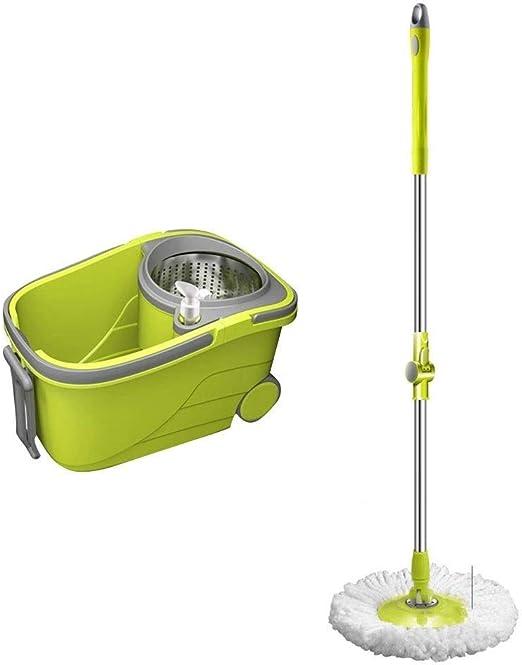 Cxjff Spinning Mop Spinning Mop Set y Conjunto de Limpieza de ...